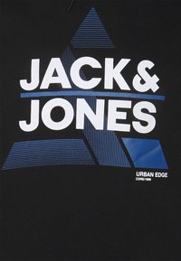 Jack & Jones - JCOSTAR HOOD - Sweatshirt - black - 4
