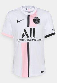 Nike Performance - PARIS ST. GERMAIN - Article de supporter - white/arctic punch/black - 0