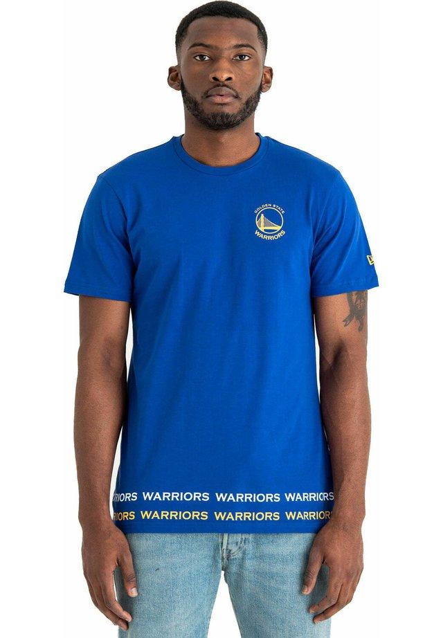 T-shirt imprimé - majestic blue
