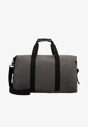 Weekend bag - charcoal
