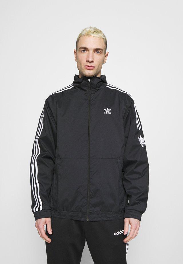 UNISEX - Sportovní bunda - black