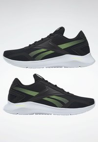 Reebok - ENERGYLUX 2.0 3D ULTRALITE - Neutral running shoes - black - 10