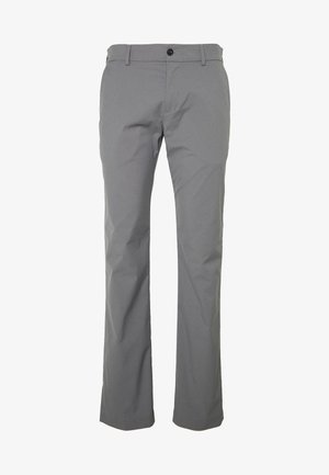 MEN INACTION PANTS - Trousers - steel grey