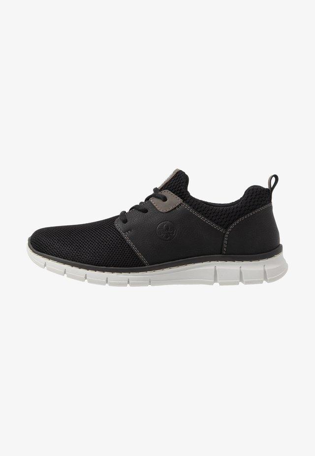 Sneakersy niskie - schwarz/graphit