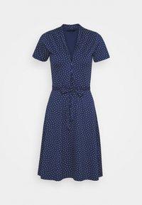 King Louie - EMMY DRESS - Jersey dress - nuit blue - 0