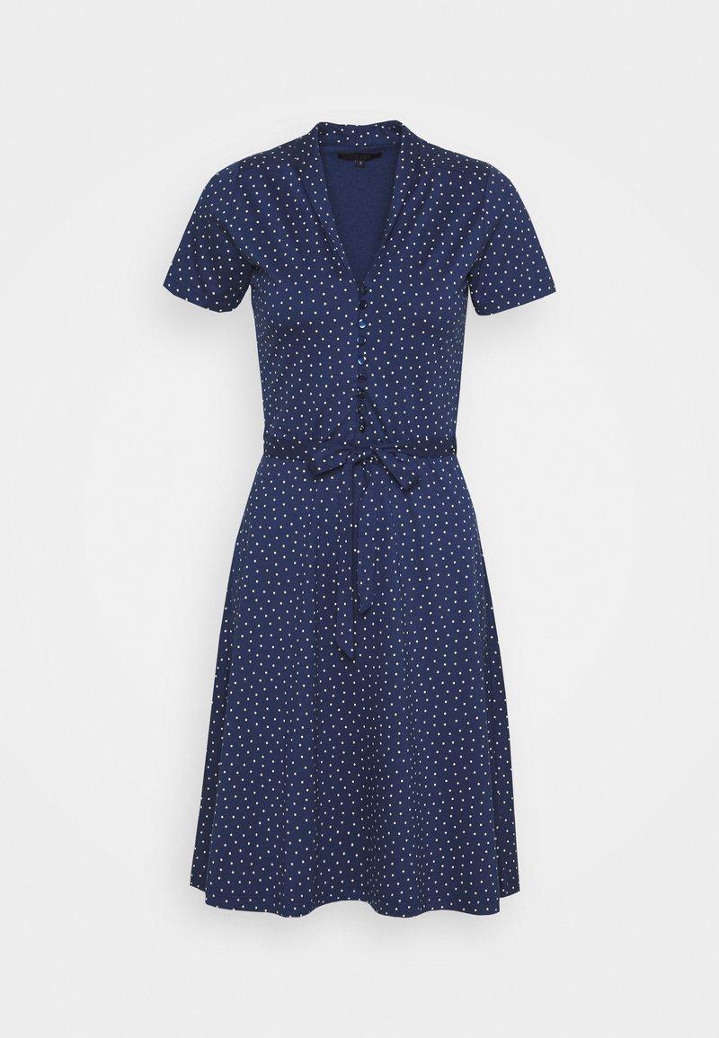 King Louie - EMMY DRESS - Jersey dress - nuit blue