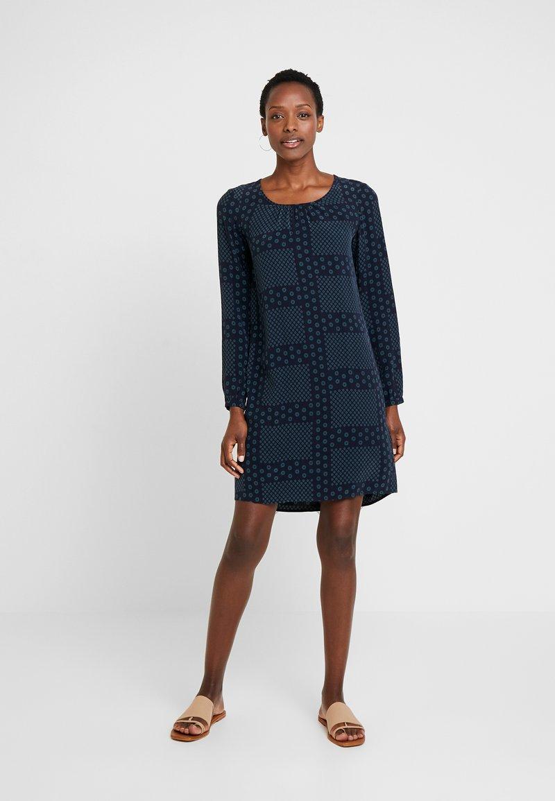 Marc O'Polo - DRESS EASY STYLE GATHERING - Denní šaty - combo