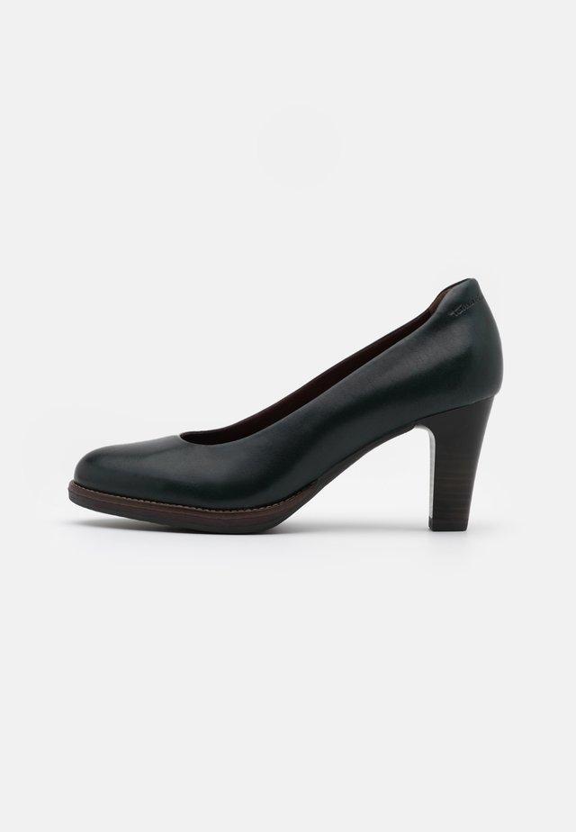 COURT SHOE - Classic heels - bottle