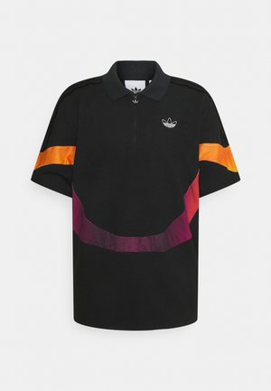 UNISEX - Polo shirt - black