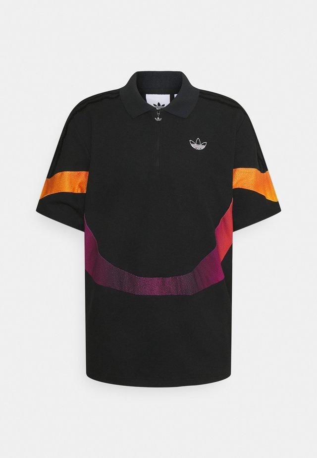 UNISEX - Polo - black