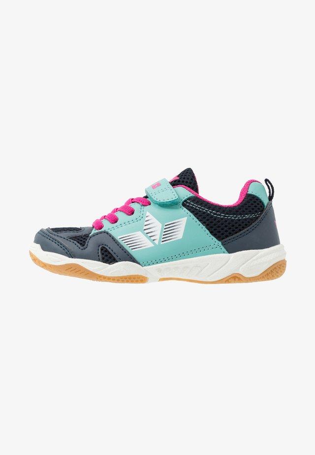 SPORT - Zapatillas - marine/türkis/pink