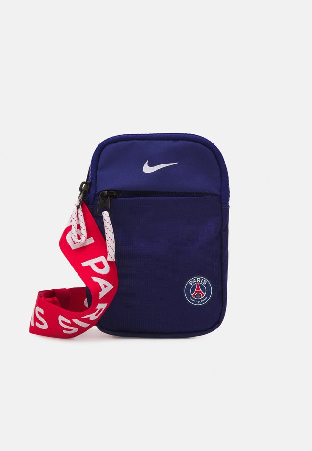 STADIUM PARIS ST GERMAIN - Torba na ramię - deep royal blue/university red/white