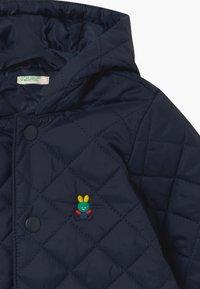 Benetton - UNISEX - Winter jacket - dark blue - 3