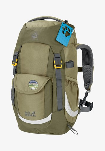 KIDS EXPLORER 20 - Hiking rucksack - khaki
