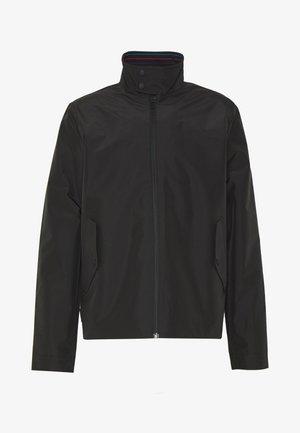 HARRINGTON JACKET - Lehká bunda - black