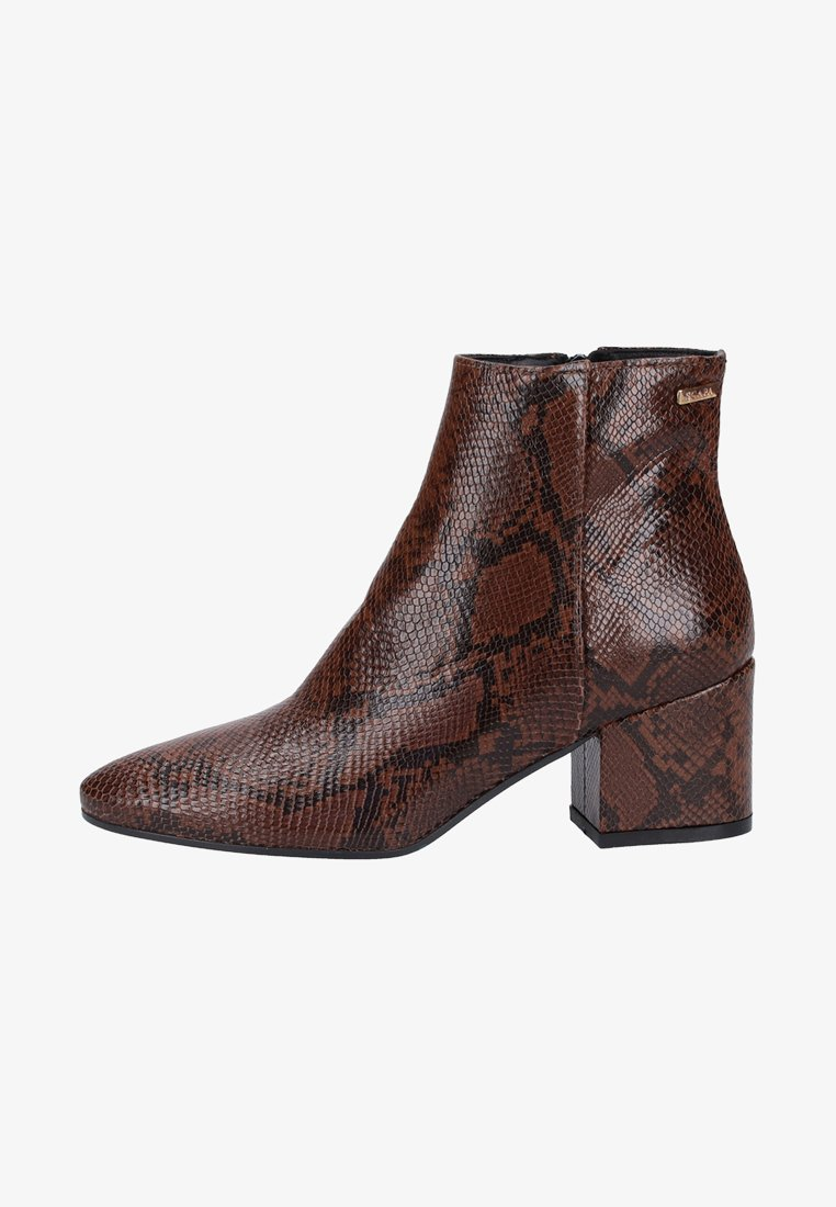 Scapa - Classic ankle boots - brown