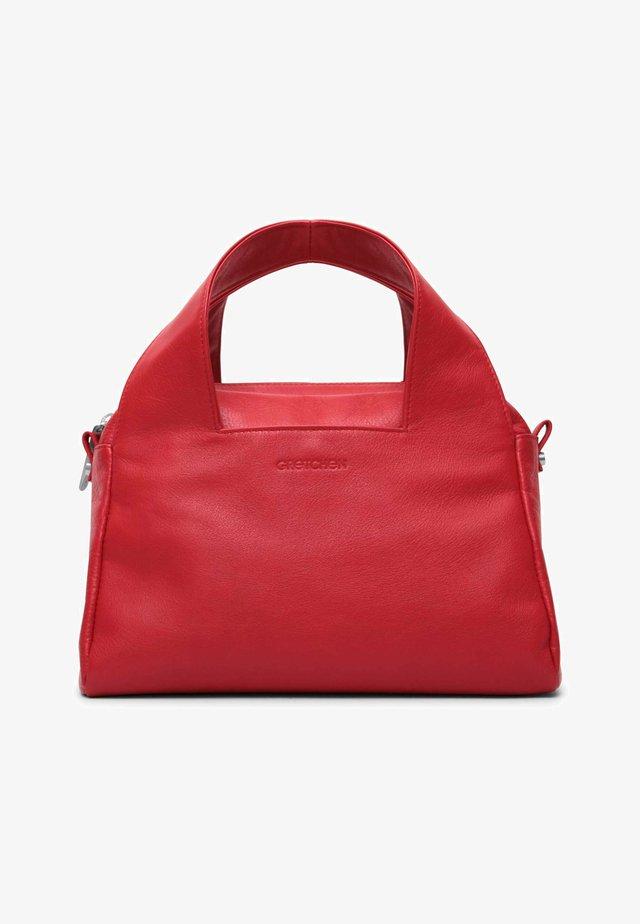 RUBY - Tote bag - poppy red