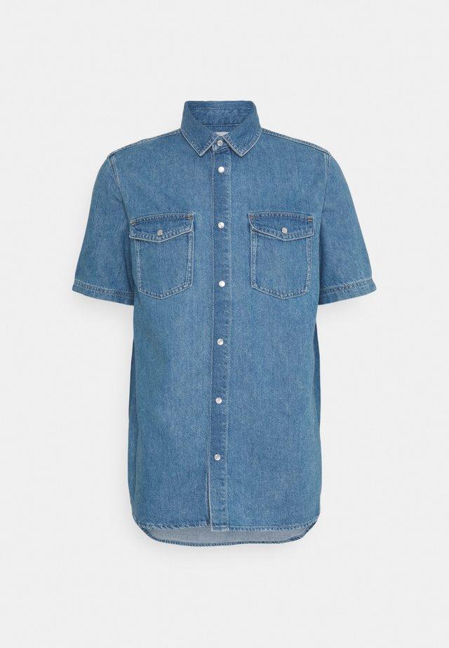 PABLO - Overhemd - denim blue