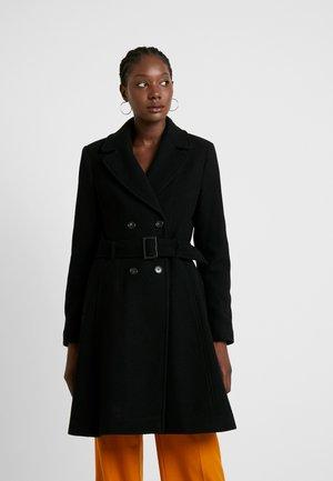 ABELLE - Manteau court - noir