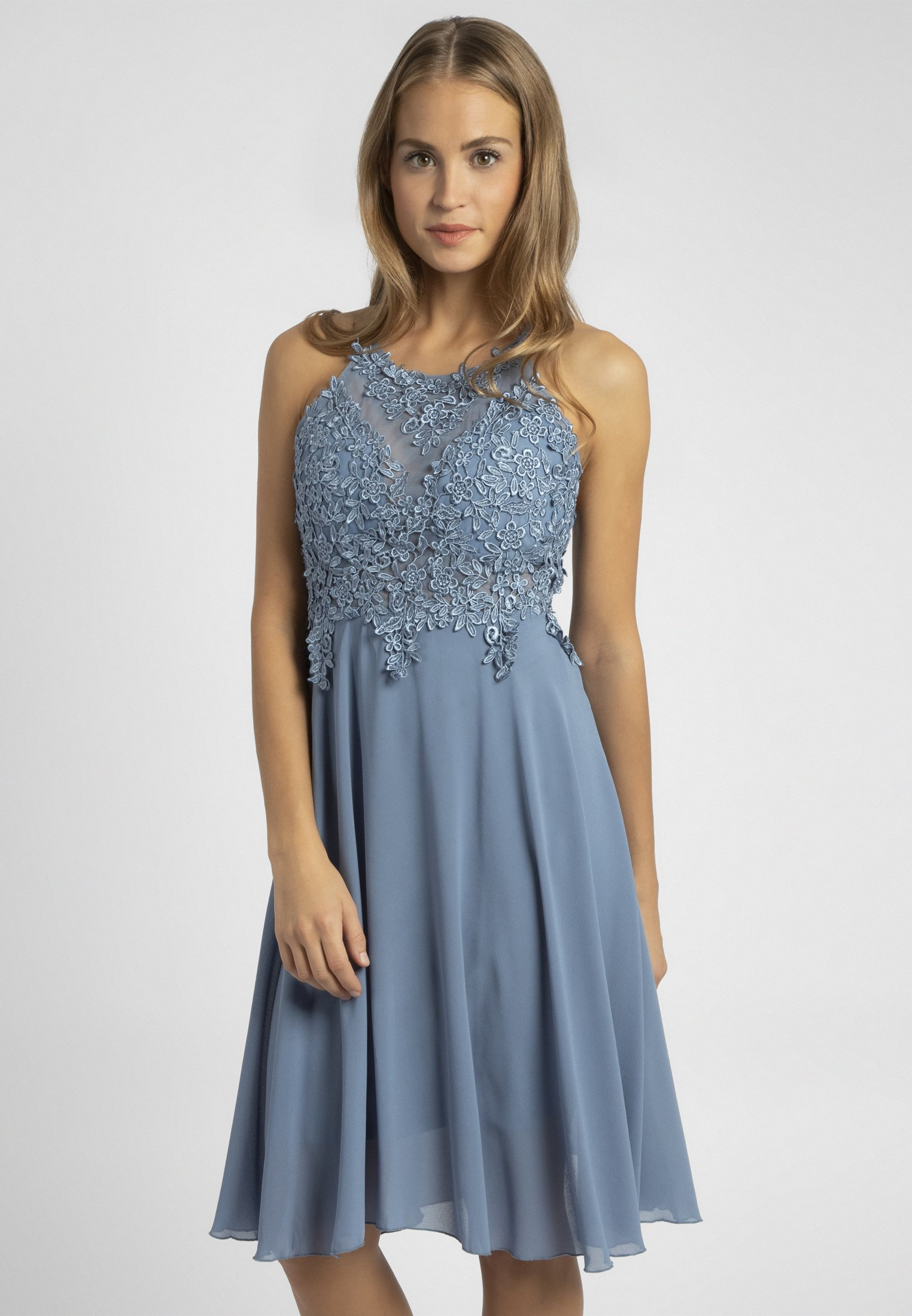 cocktailkleid/festliches kleid - light blue