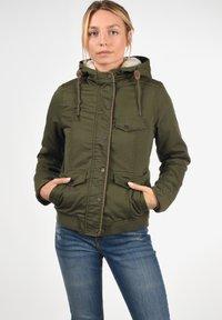 Desires - ANNIKA - Winter jacket - ivy green - 2