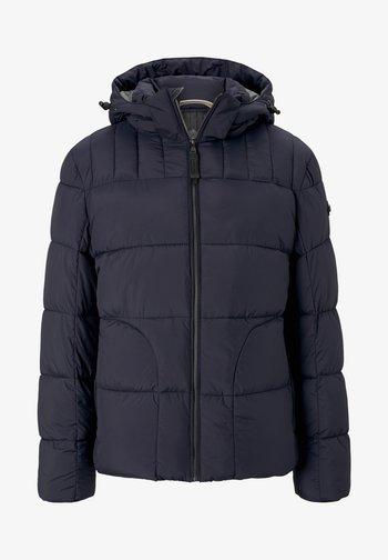 MIT KAPUZE - Winter jacket - sky captain blue