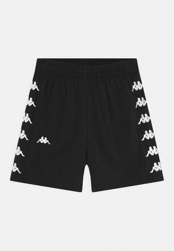 HAKIM UNISEX - Pantalón corto de deporte - caviar
