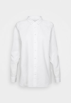 DEVIN - Button-down blouse - white