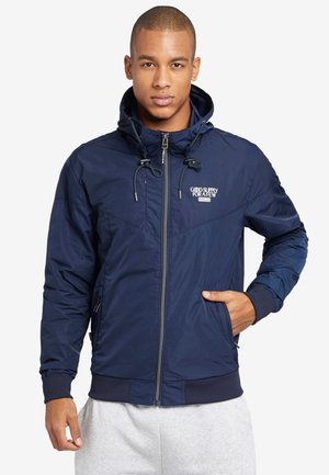 RONTAX - Training jacket - dark blue