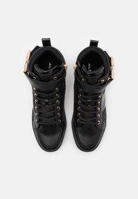 ALDO - BRAUER - High-top trainers - black - 3