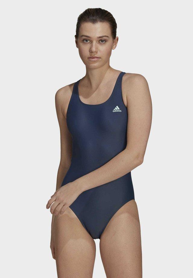 SH3.RO SOLID BADEANZUG - Swimsuit - blue