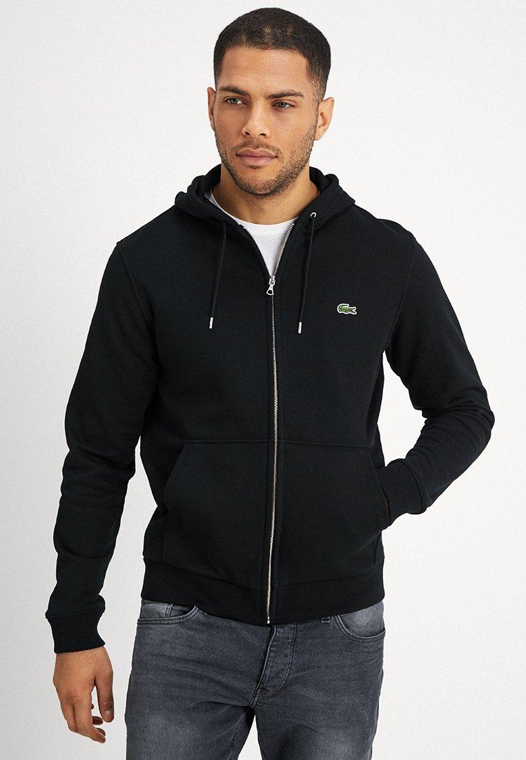 Lacoste - Zip-up hoodie - noir