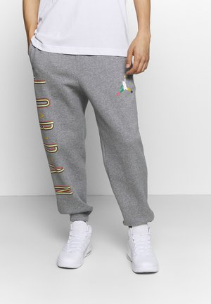PANT - Verryttelyhousut - carbon heather