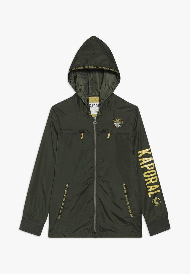 Light jacket - jungle