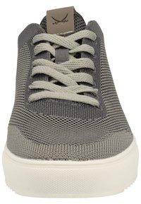 Sansibar Shoes - SANSIBAR SHOES SNEAKER - Trainers - mittelgrau 32 - 5