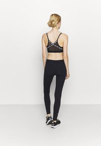 Under Armour - FAVORITE LEGGINGS - Medias - black - 2