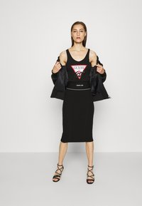 Guess - MYRELLA  - Top - jet black - 1