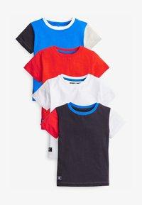 Next - 4 PACK - Camiseta estampada - multi-coloured - 0
