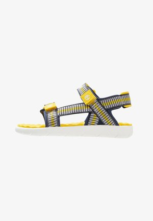 PERKINS ROW WEBBING - Sandali - navy