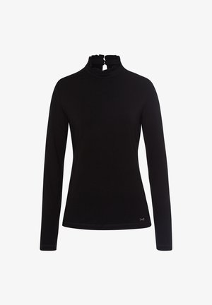 STYLE TEA NICA - Sports shirt - black