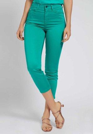 STICKEREI - Trousers - grün