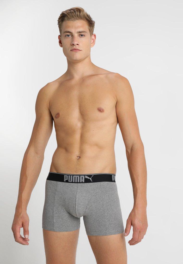 Puma - LIFESTYLE 3 PACK  - Culotte - grey melange