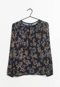 b.young - Blouse - blue - 0