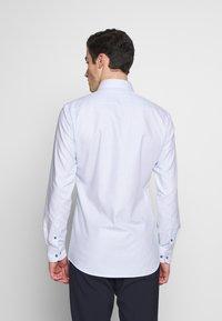 Eterna - HAI-KRAGEN SLIM FIT - Formal shirt - blue - 2