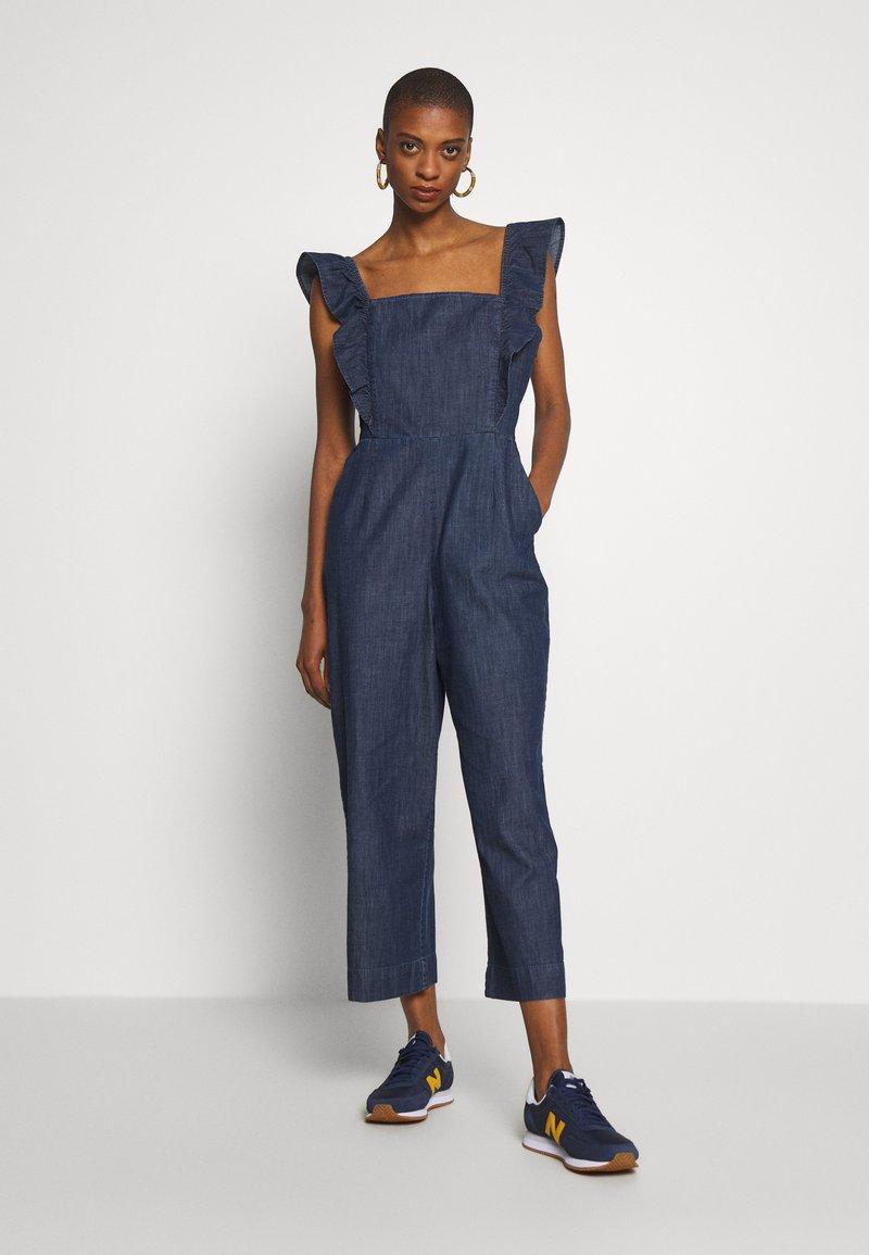 GAP - Tuta jumpsuit - medium indigo