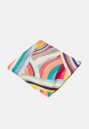 WOMEN SCARF SNAKESWIRL - Halsdoek - multicolour