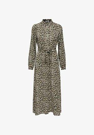 Maxi dress - pumice stone