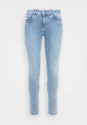 FAABY - Slim fit jeans - light blue