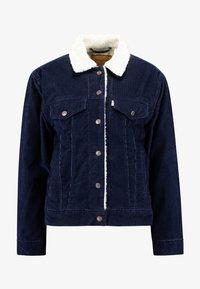 Levi's® - SHERPA TRUCKER - Lett jakke - vintage navy blazer - 4