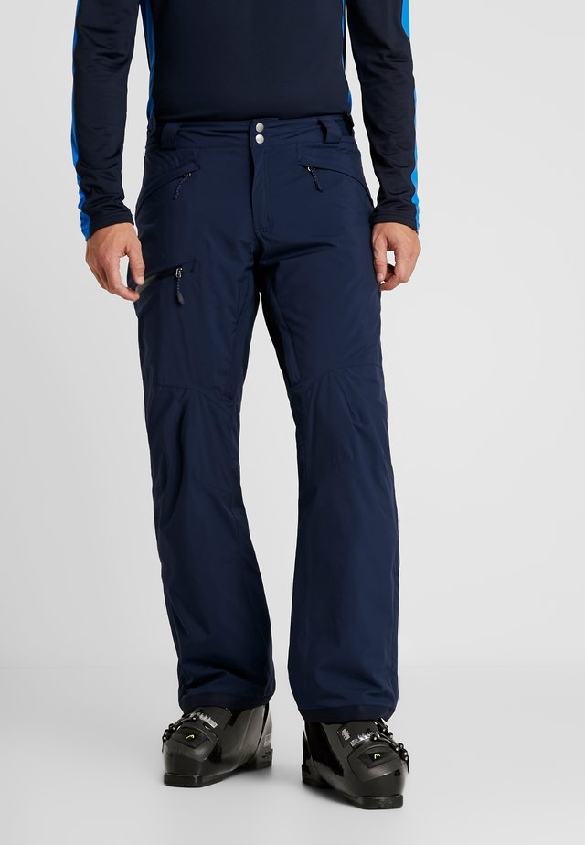 CUSHMAN CREST  - Pantaloni da neve - collegiate navy